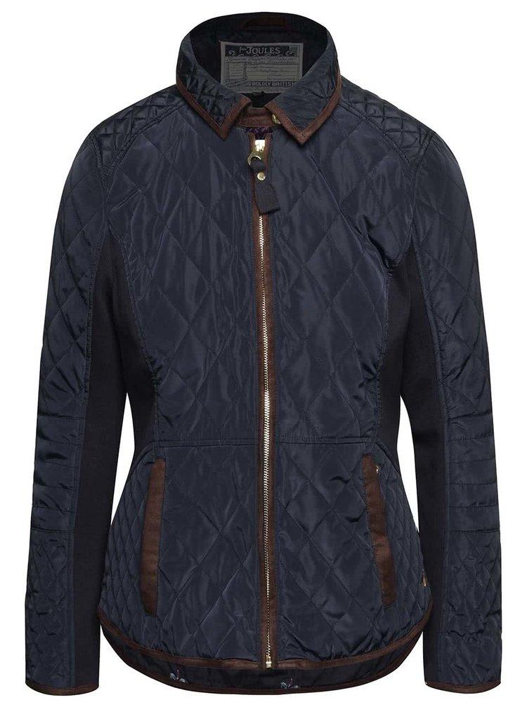 Jachetă albastră matlasată Tom Joule Marchesa pentru femei