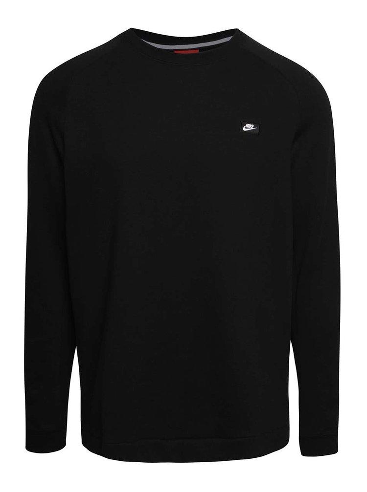 Bluză neagră Nike Modern