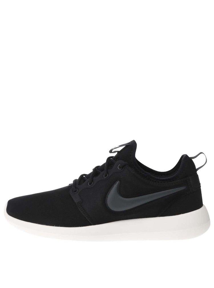 Pantofi sport negri Nike Roche Two