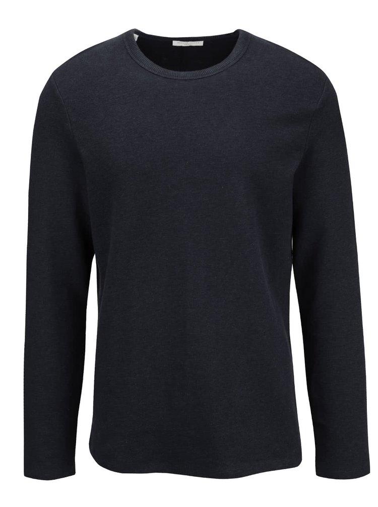 Bluză gri închis Selected Homme Dclarkson cu model discret