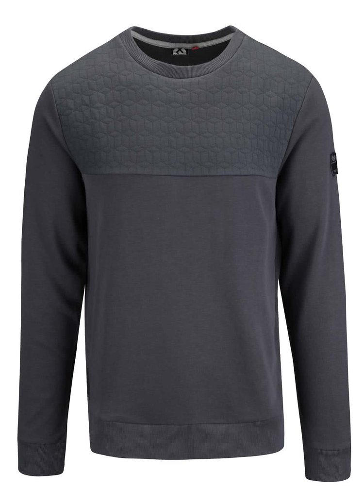 Bluză sport gri închis Ragwear Rufus