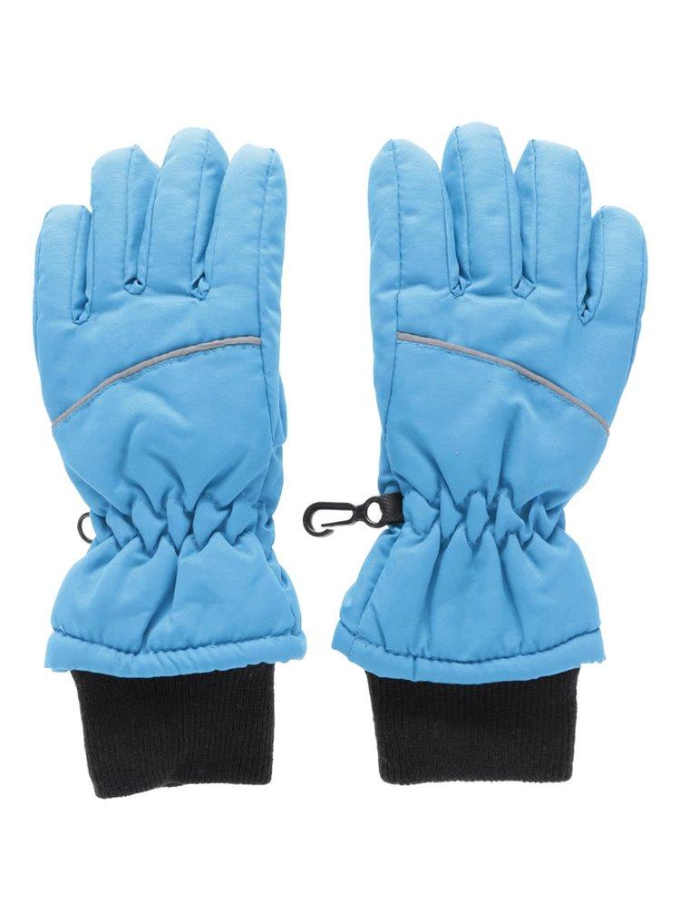 Modré klučičí zimní rukavice name it Moutlast