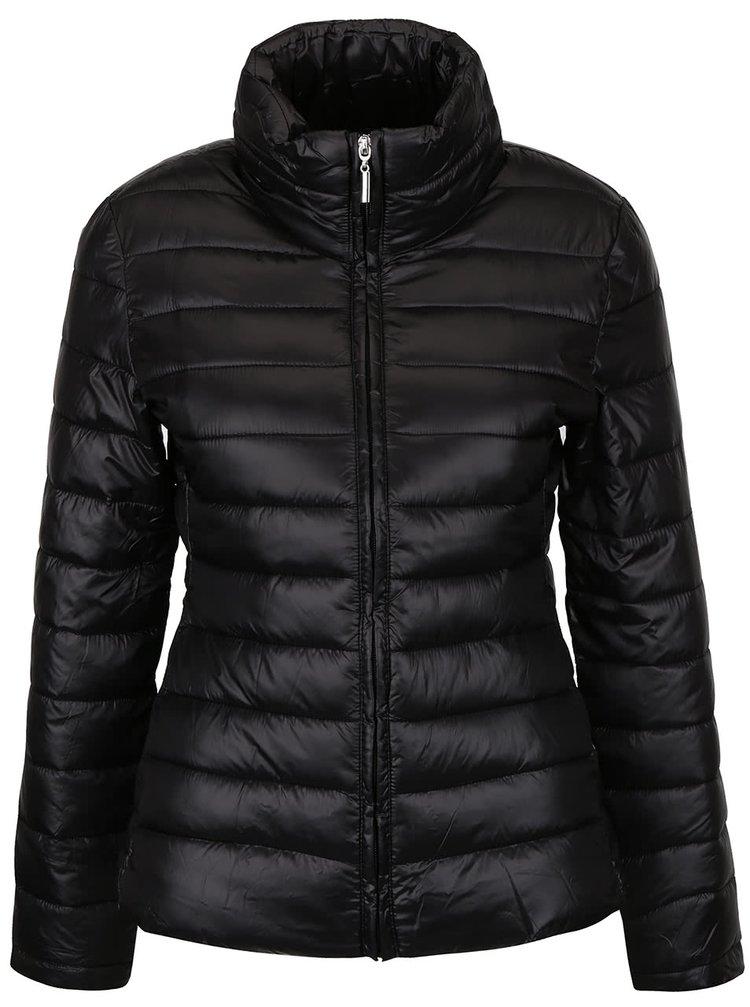 Jachetă matlasată neagră Dorothy Perkins