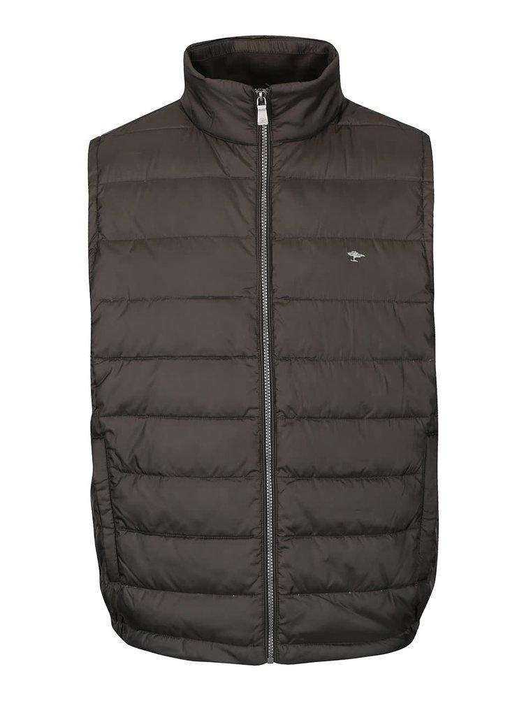 Tmavě zelená vesta Fynch-Hatton
