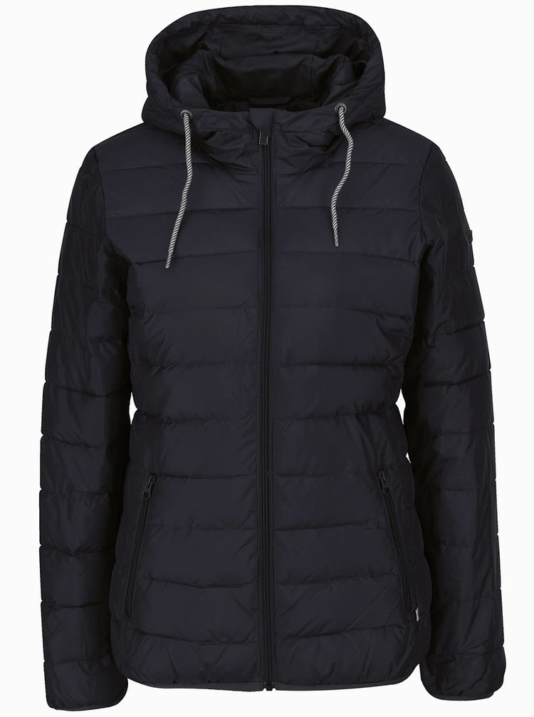 Jachetă gri închis Roxy Foreverfreely matlasată