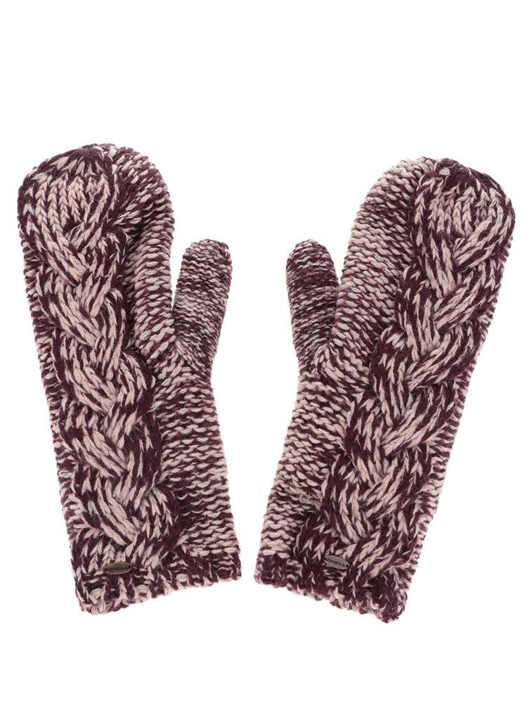 Mănuși vișinii O'Neill Fox de damă