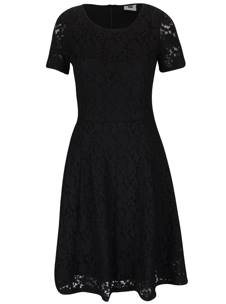 Černé krajkové šaty PEP Florissa