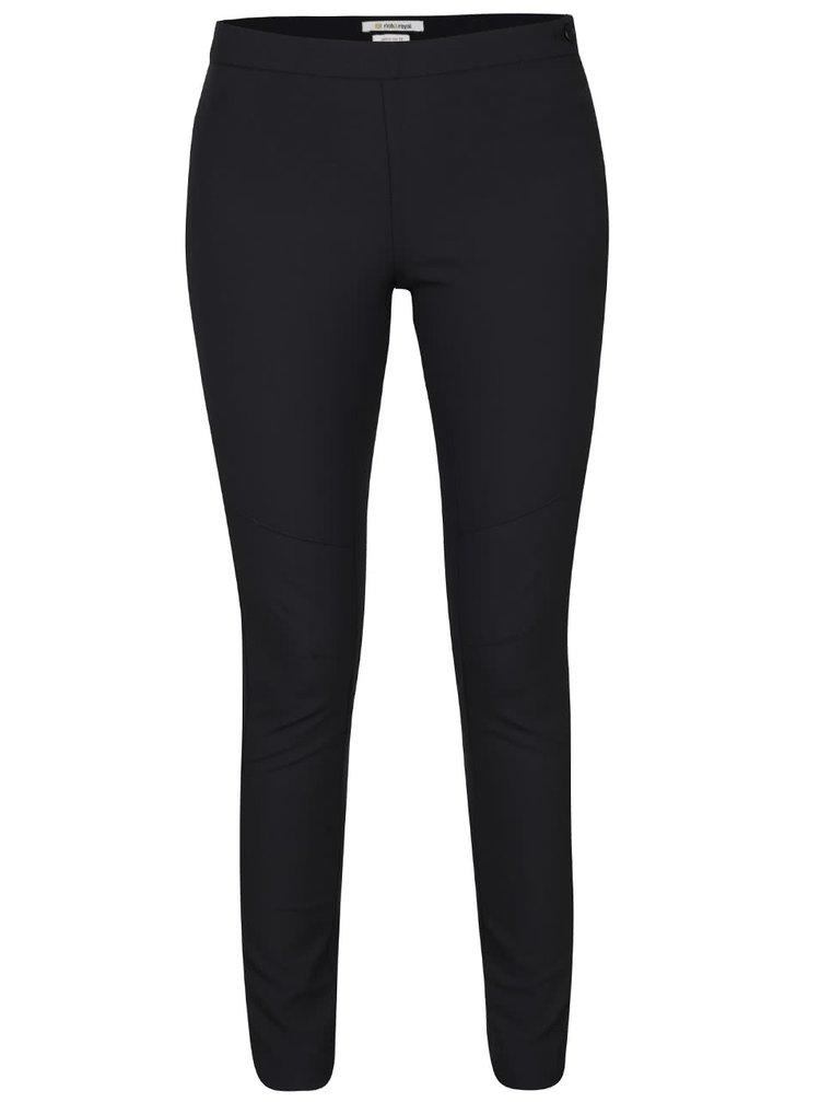 Čierne skinny nohavice Rich & Royal