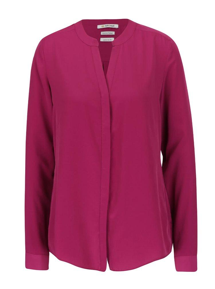 Bluză Rich & Royal roz