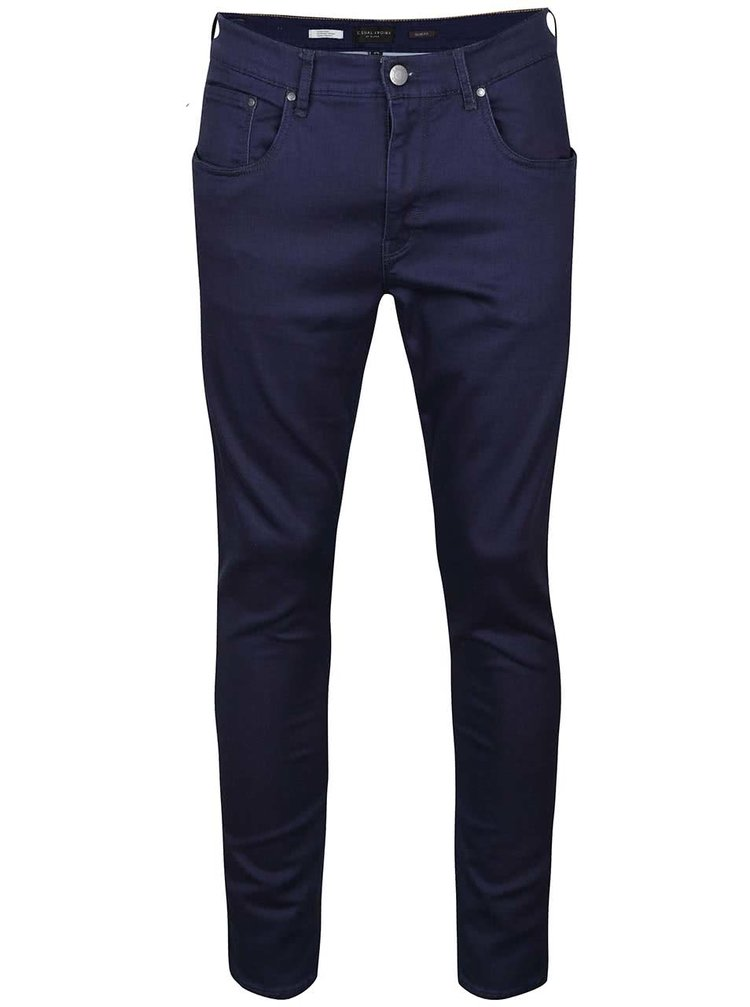 Blugi bleumarin slim fit Casual Friday