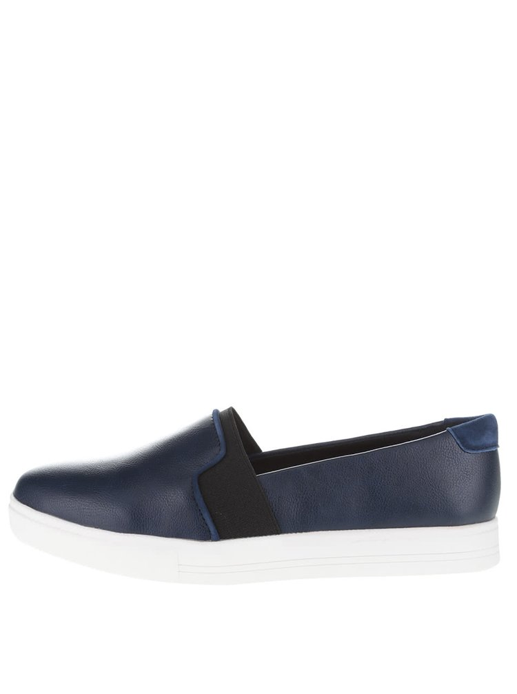 Teniși bleumarin slip-on ALDO Glaser