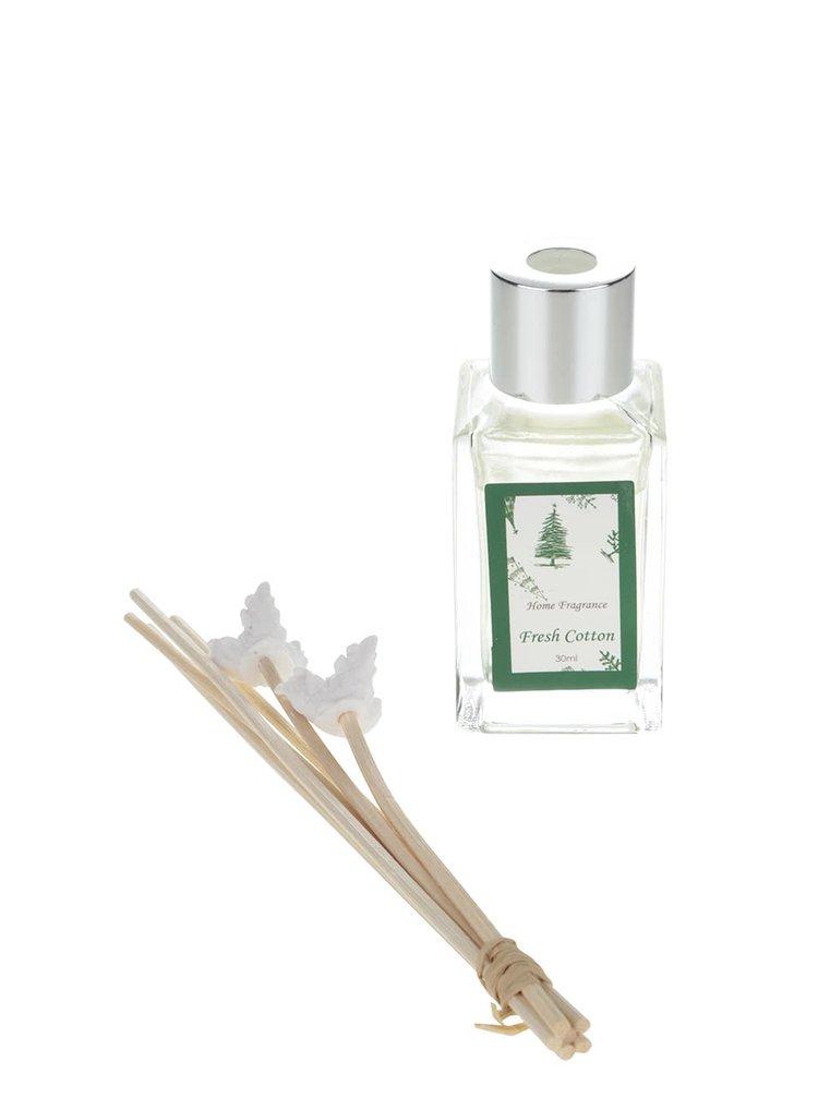 Set bețișoare parfumate Dakls cu arome de bumbac
