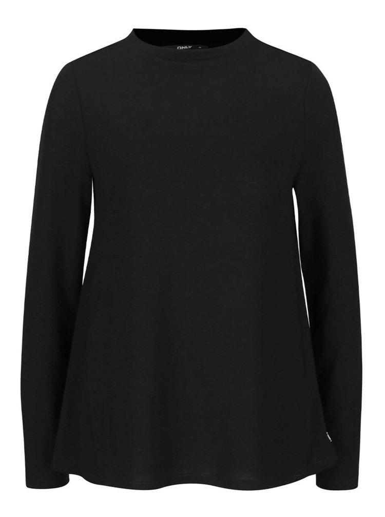 Bluză neagră ONLY Emmelie