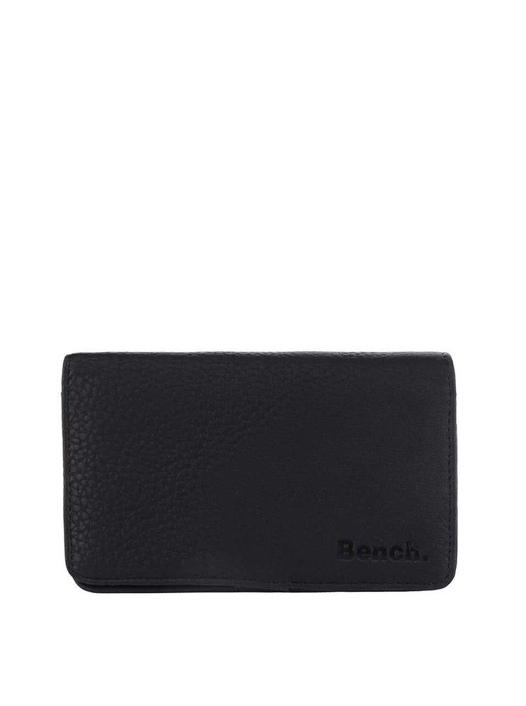 Čierna peňaženka Bench Peligro