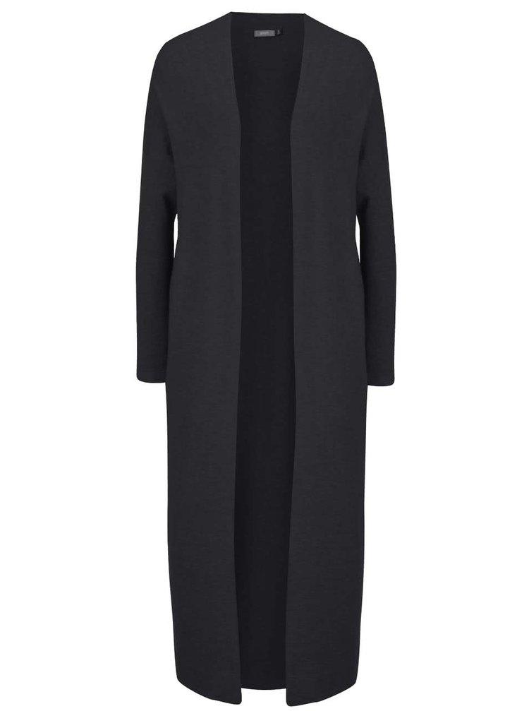 Černý dlouhý cardigan ZOOT