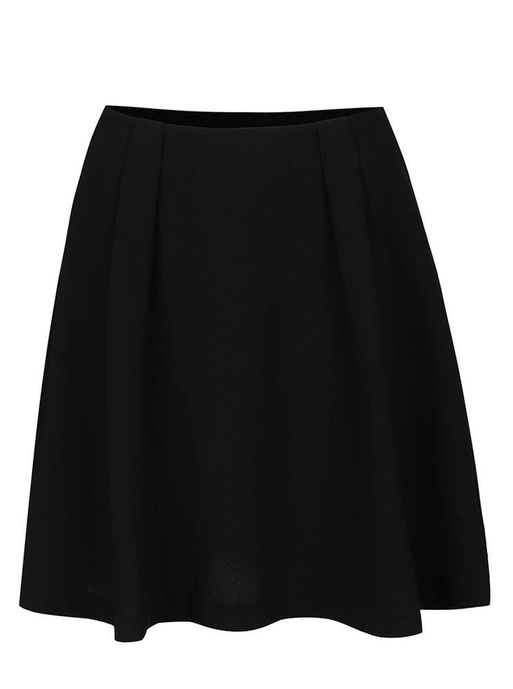 Černá sukně se sklady VERO MODA Goiacity