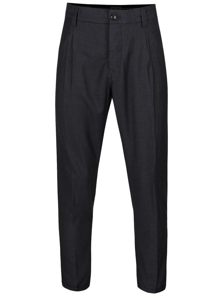 Černé formální kalhoty  Jack & Jones Robert