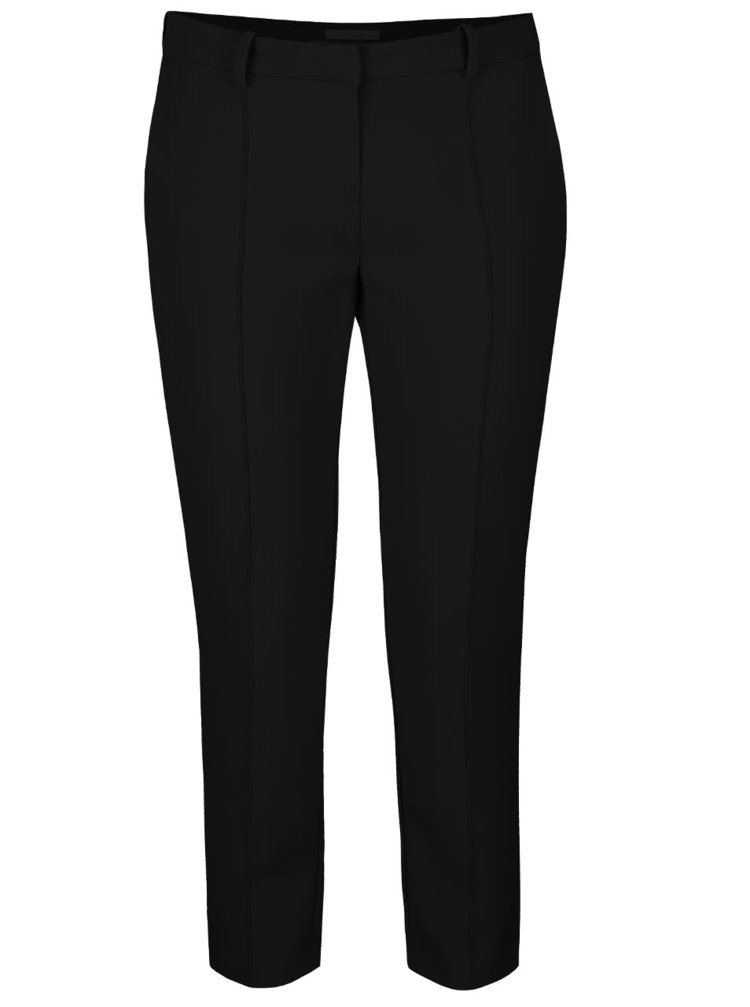 Černé kalhoty VILA Rumor