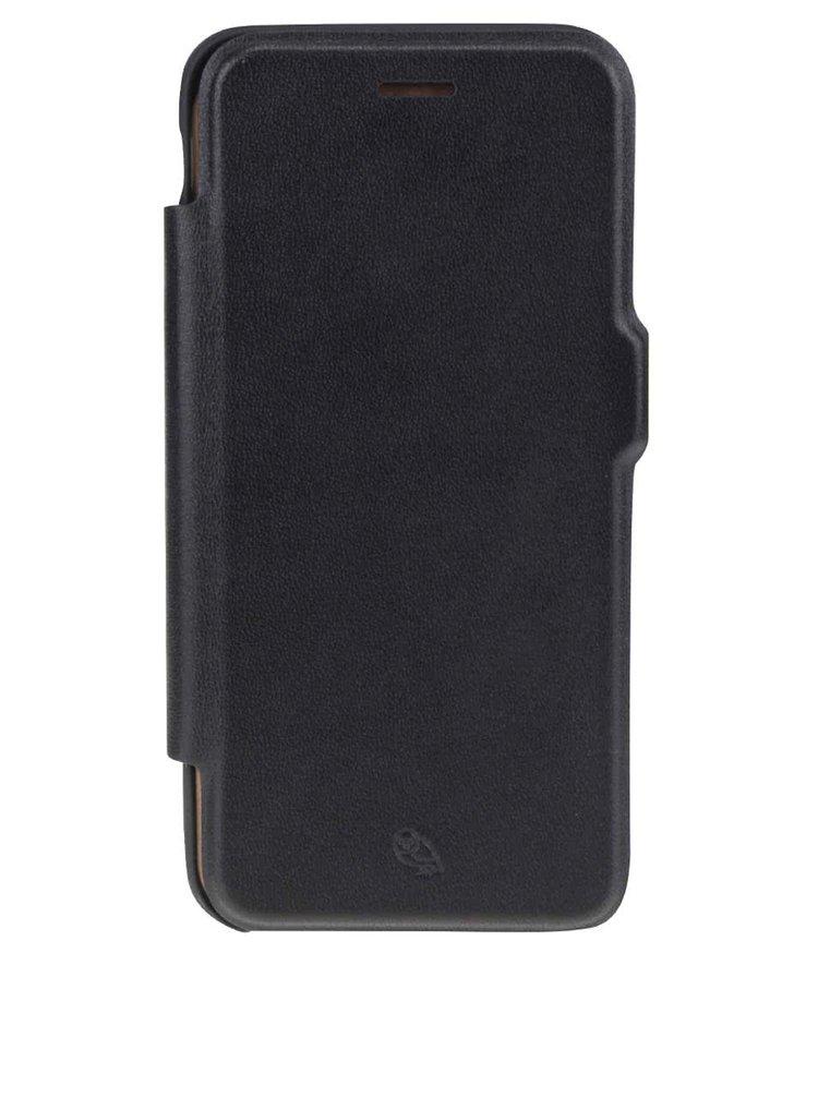 Carcasă neagră cu clapă pentru iPhone 7 Bellroy
