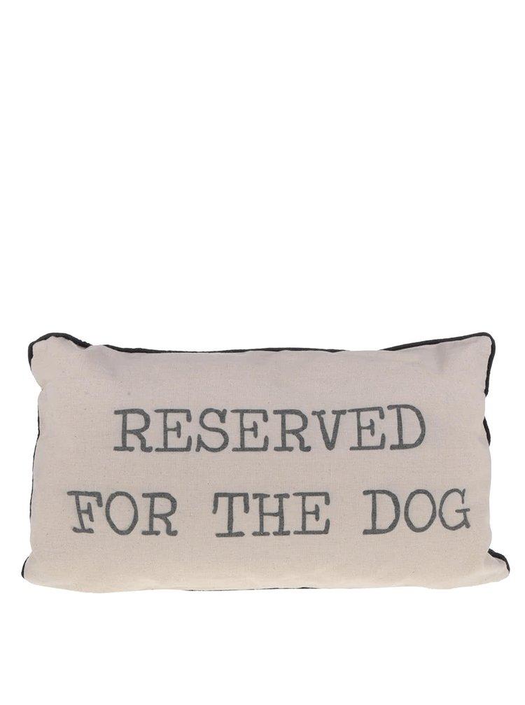 Béžový polštář pro psa Sass & Belle Reserved for the dog