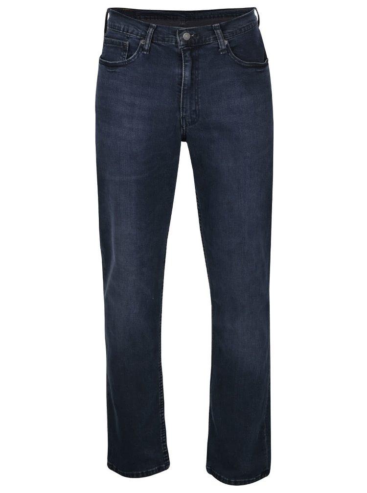 Tmavě modré pánské strečové džíny Levi's® 514™