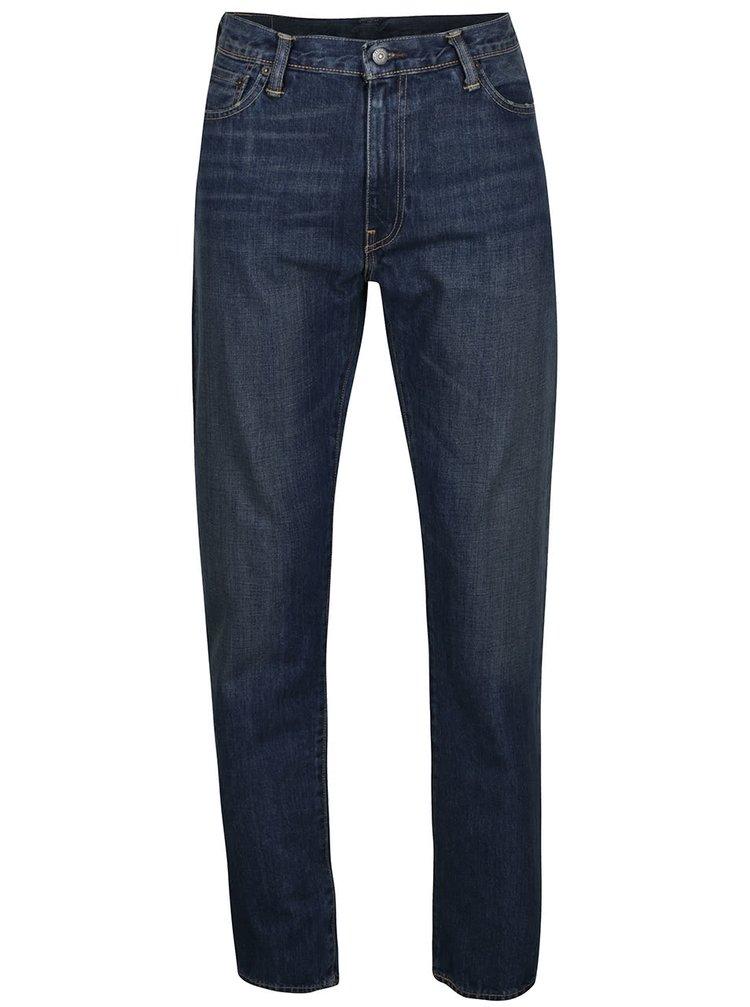 Tmavě modré pánské džíny Levi's® 504™