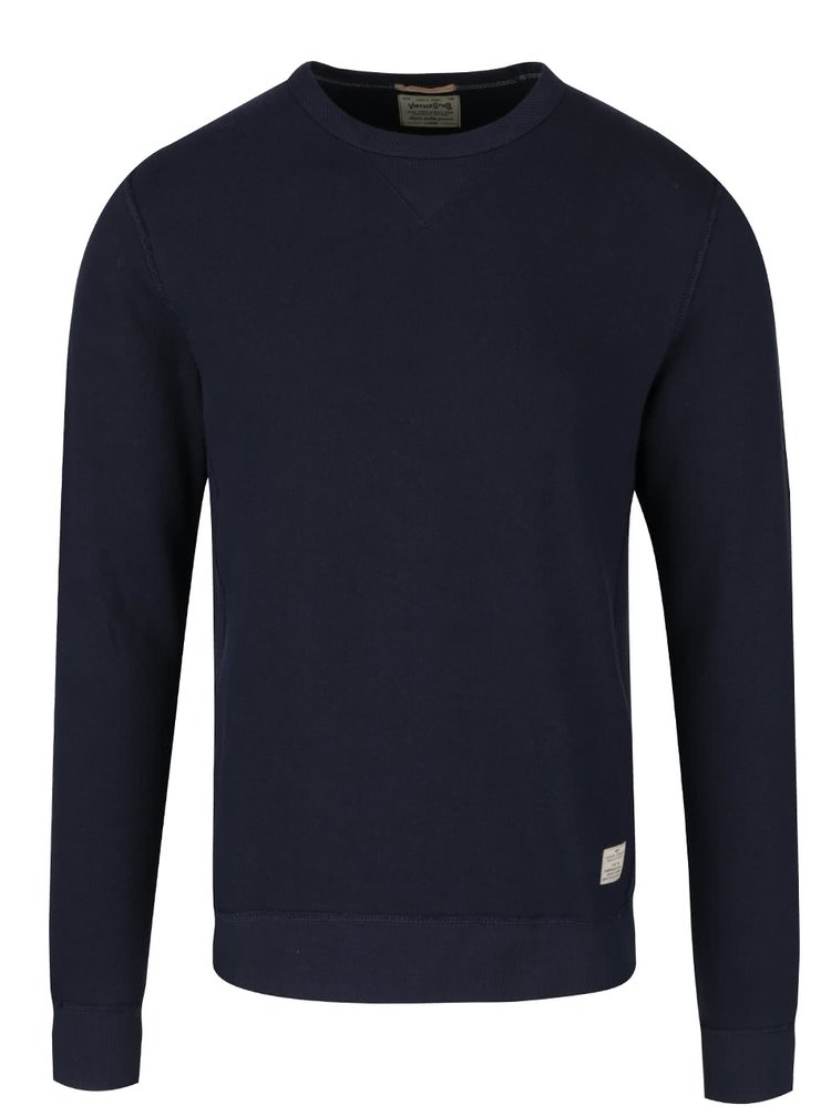 Bluza subtire bleumarin - Jack & Jones Rugged