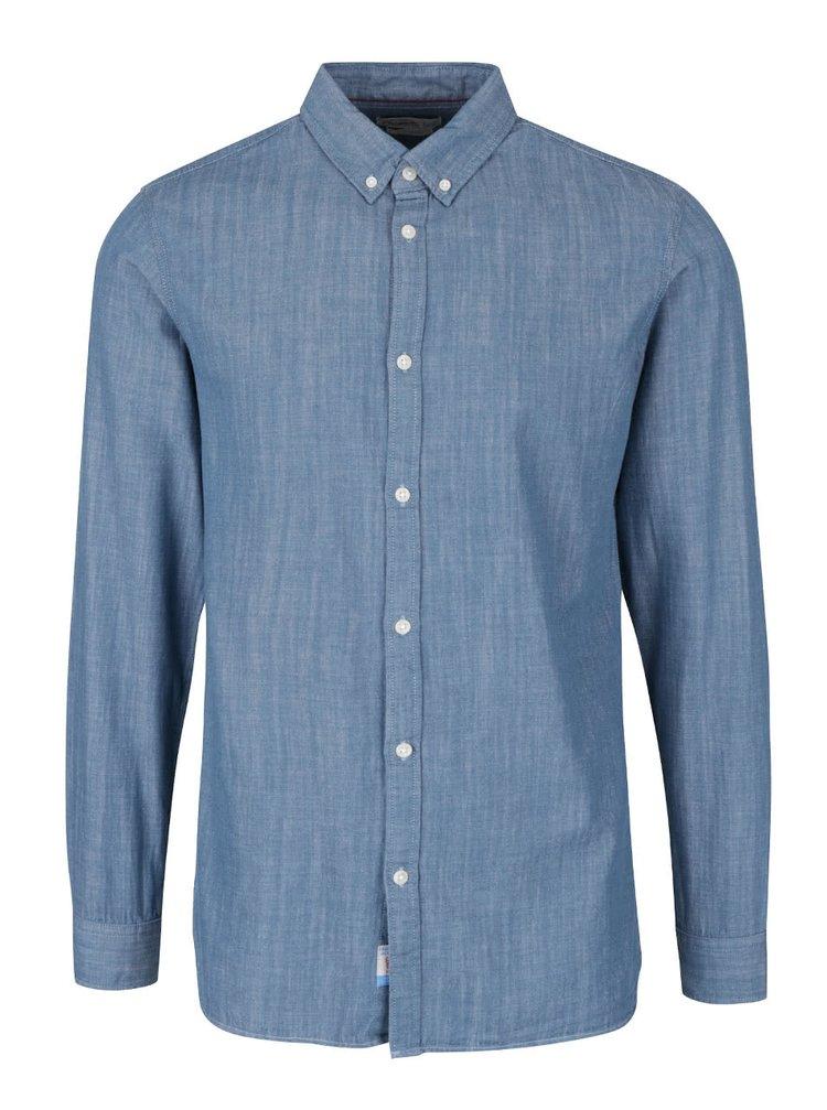 Modrá džínová košile Jack & Jones Spot