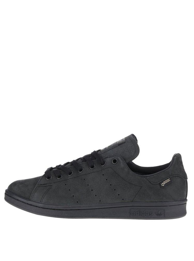 Pantofi sport verde închis pentru bărbați adidas Originals Stan Smith GTX