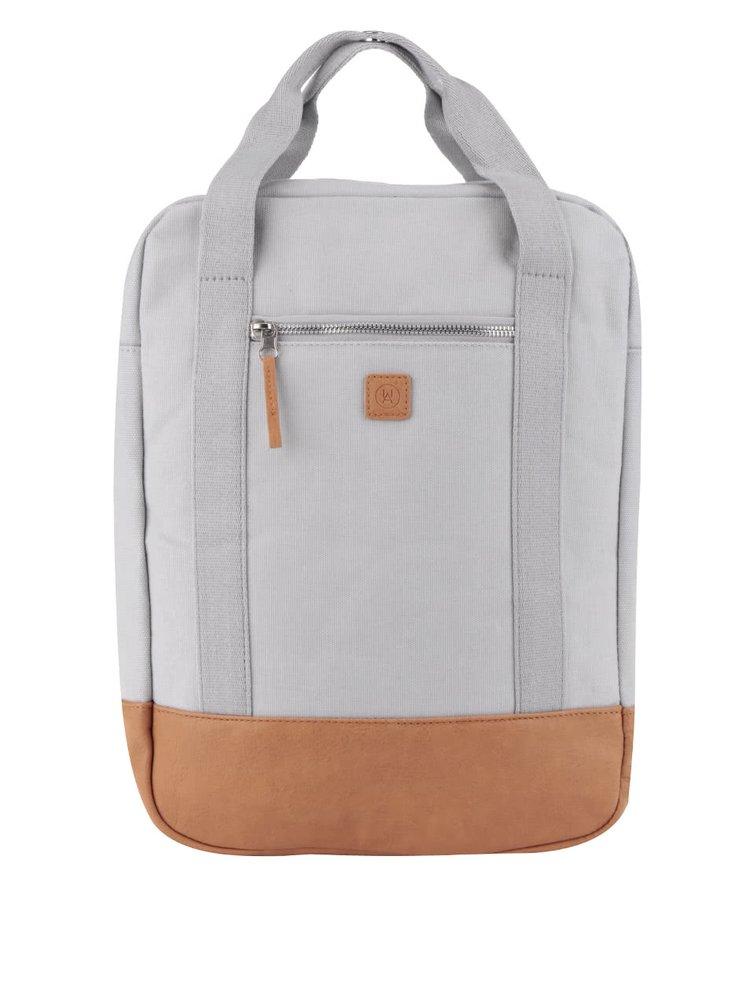 Hnědo-šedý batoh Ucon Iskot Waterproof 16 l