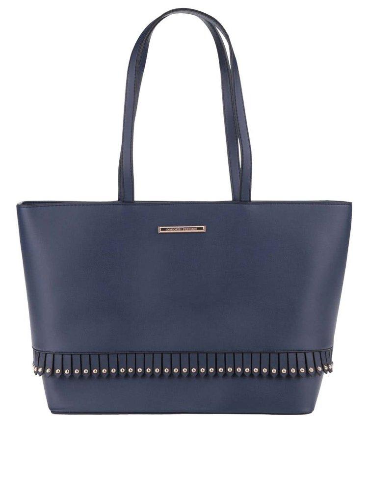 Geantă shopper albastră Dorothy Perkins