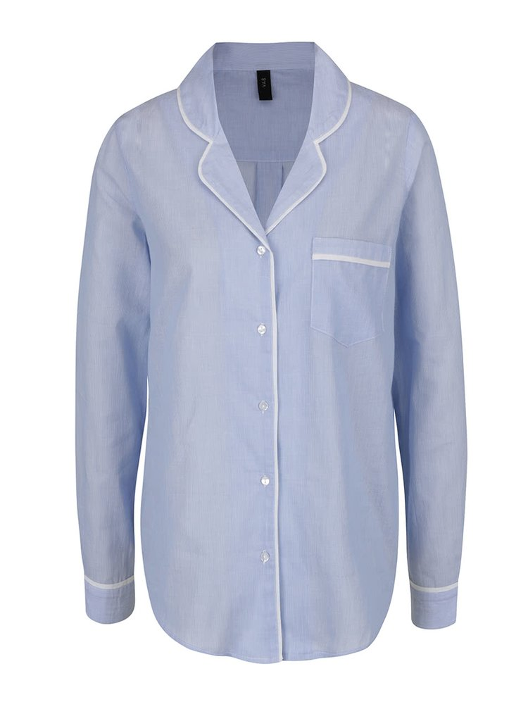 Cămașă de pijama Y.A.S  Cotta albastră