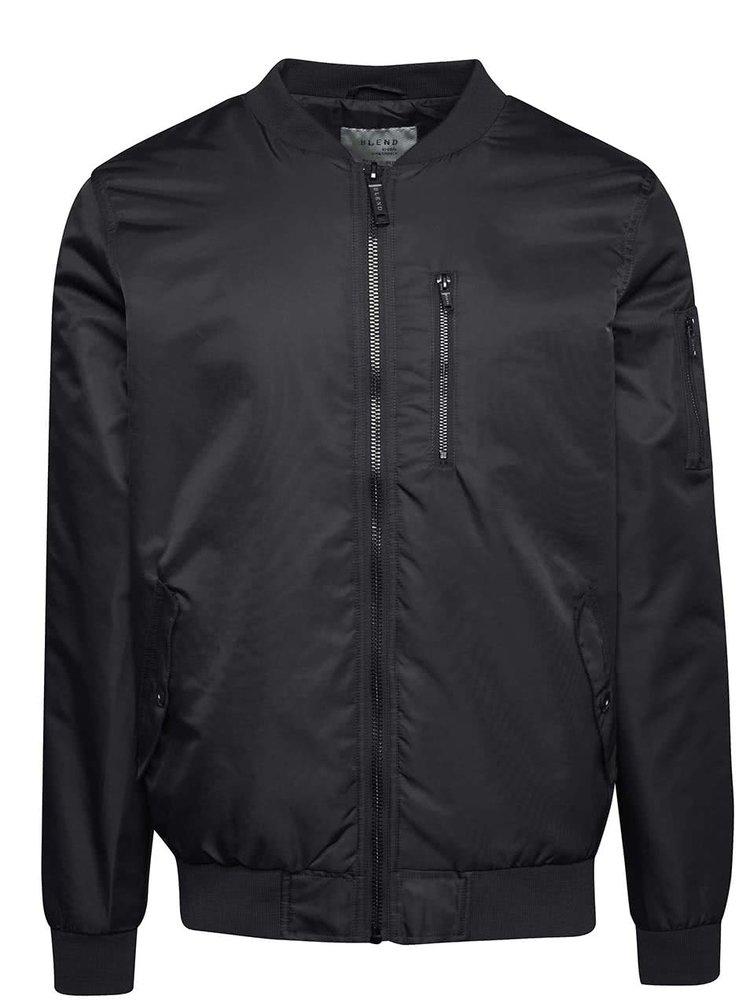 Jachetă bomber neagră Blend
