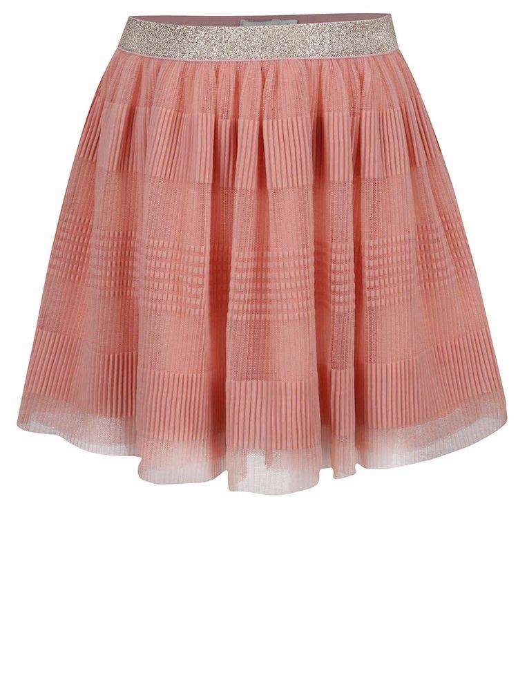 Růžová holčičí tylová sukně name it Dalise