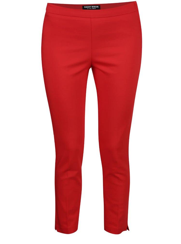 Červené kalhoty TALLY WEiJL