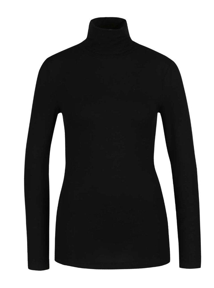 Bluza neagra Selected Femme Paja