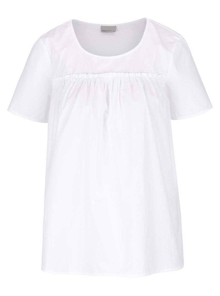 Bluză albă VERO MODA Mimi