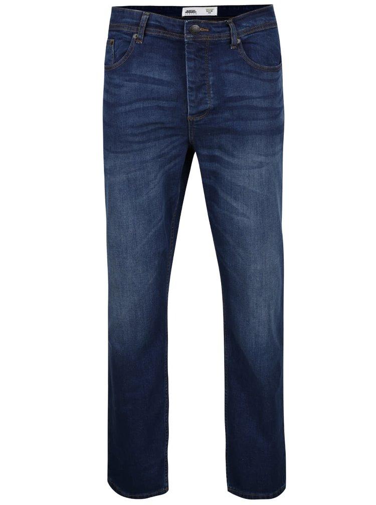 Blugi albaștri Burton Menswear London cu aspect prespălat