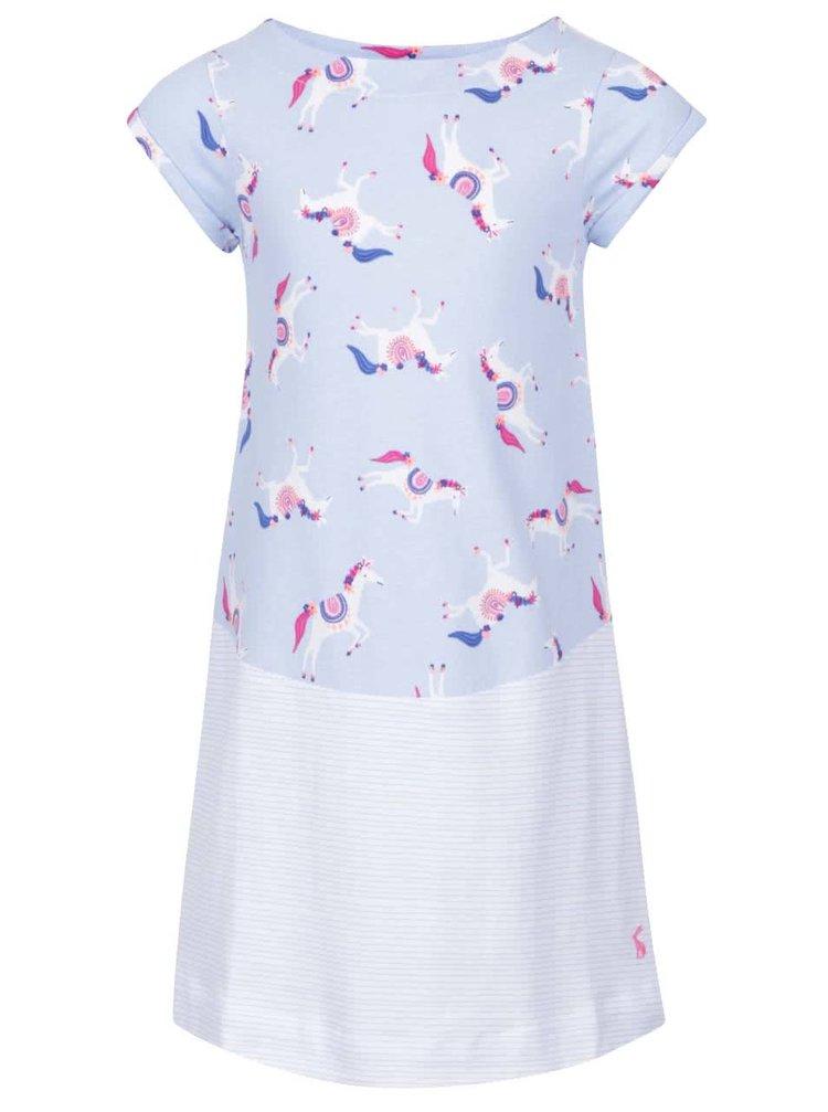 Rochie albastru deschis Tom Joule pentru fete