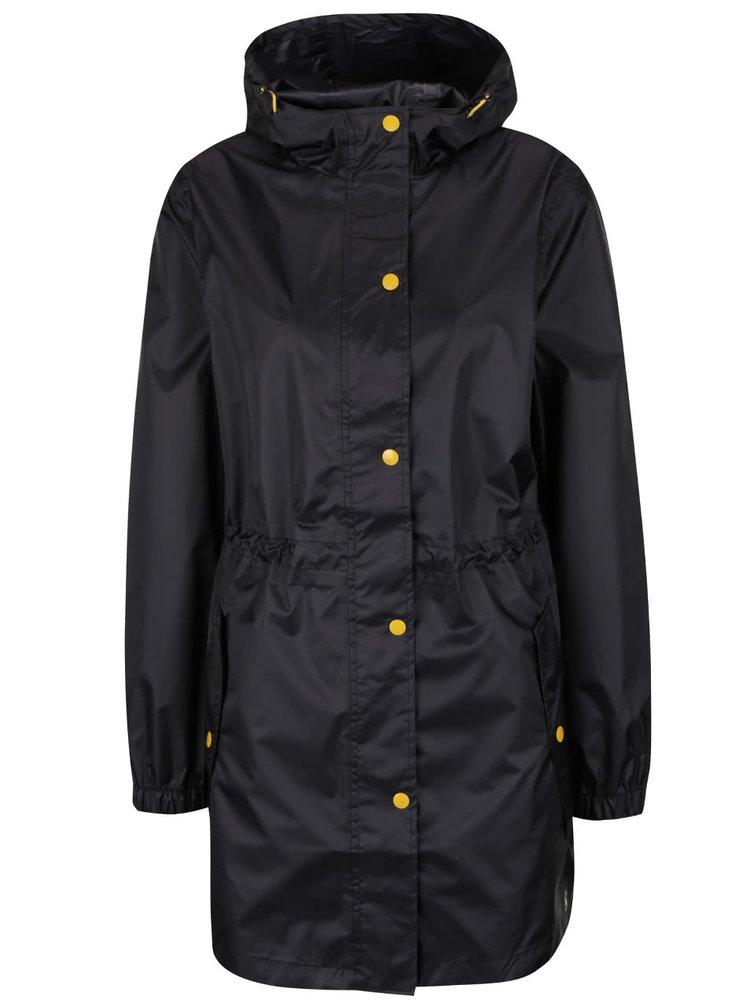 Jachetă parka impermeabilă Tom Joule Golightly Plain neagră