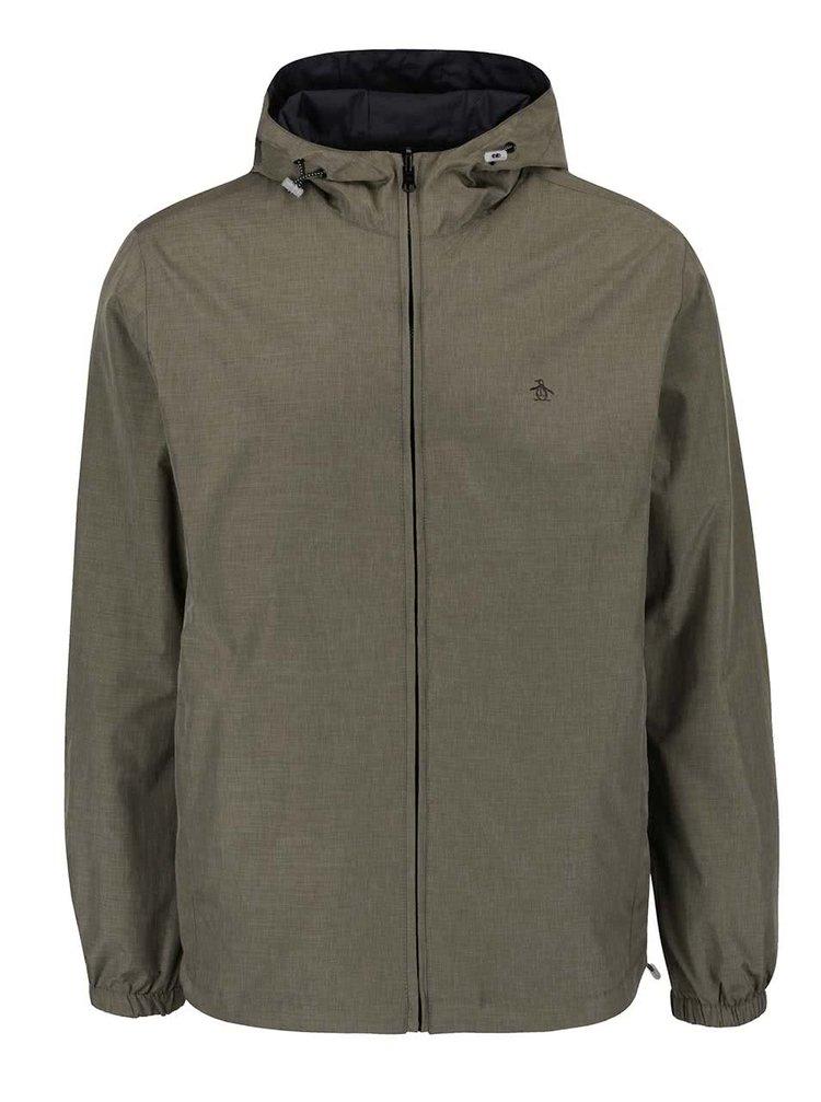 Jachetă reversibilă verde melanj & albastru închis Original Penguin Reversible
