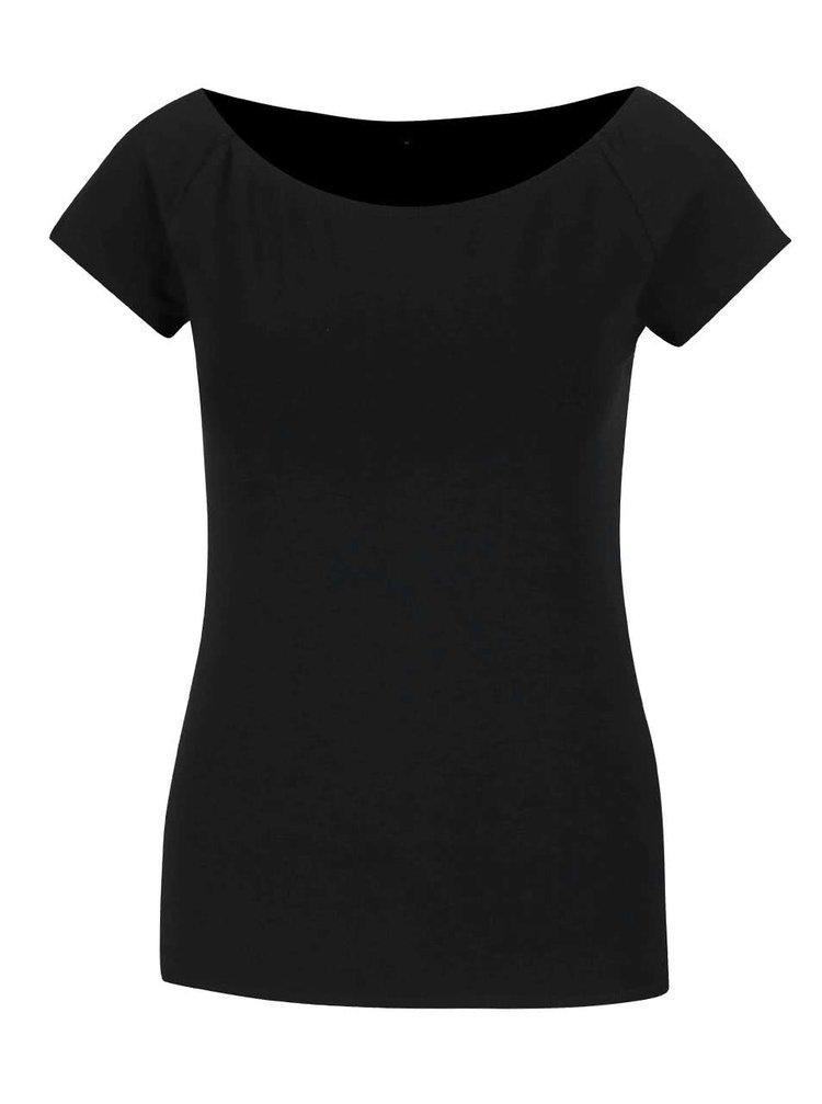 Černé tričko ONLY Live