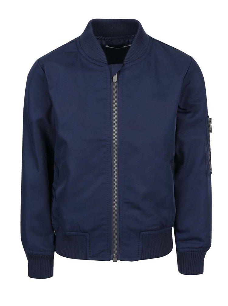 Jachetă bomber albastru închis name it Marten pentru băieți