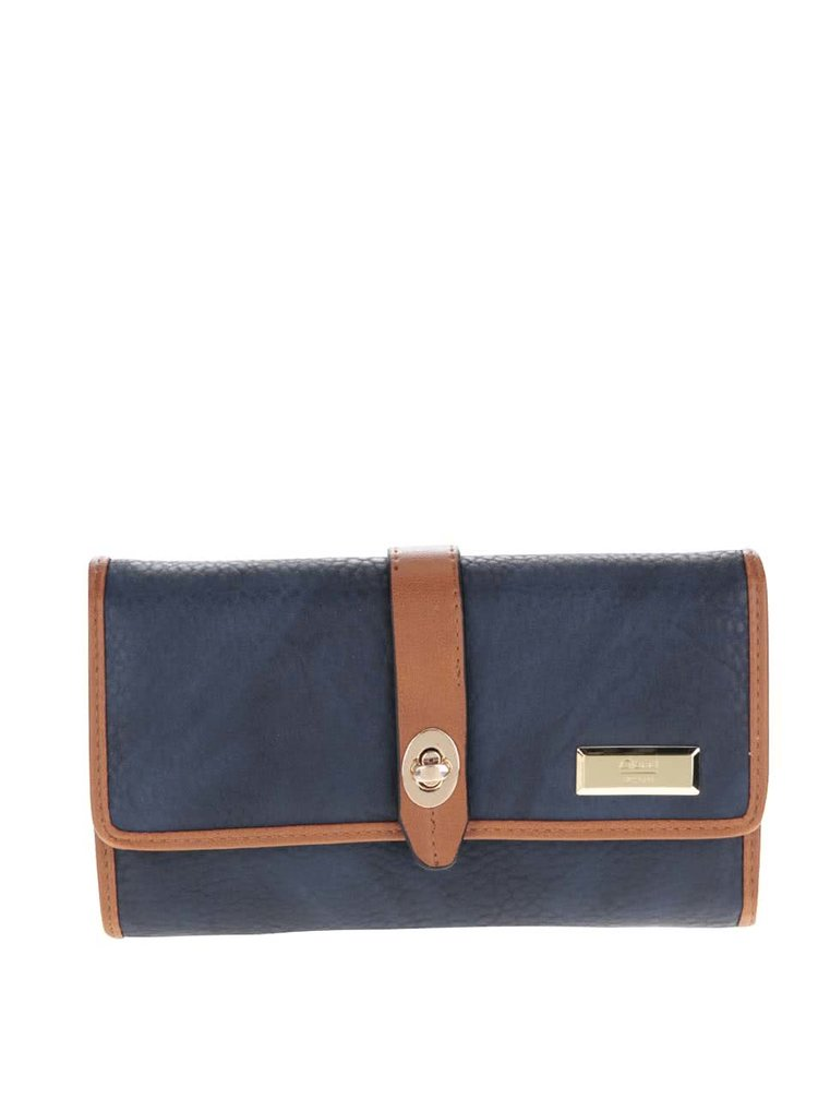 Tmavě modrá peněženka Gionni Katlin