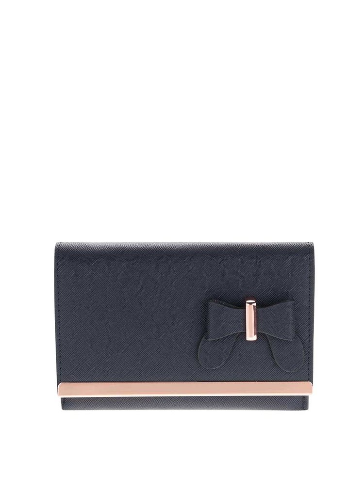 Tmavě modrá peněženka Gionni Olympia