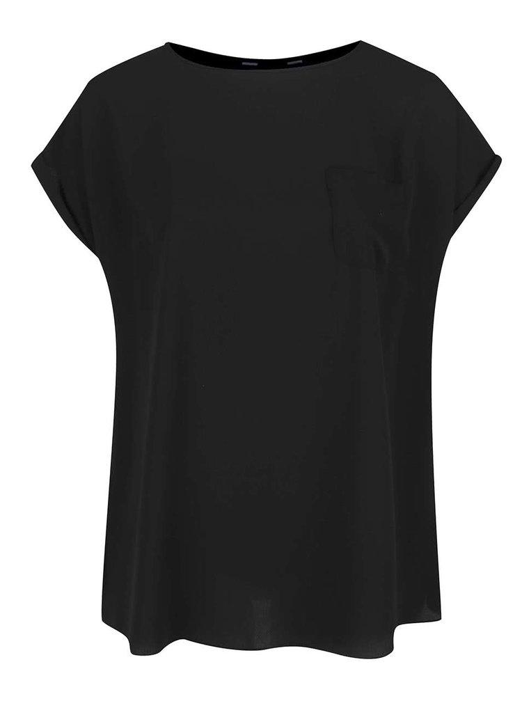 Tricou negru Dorothy Perkins Curve