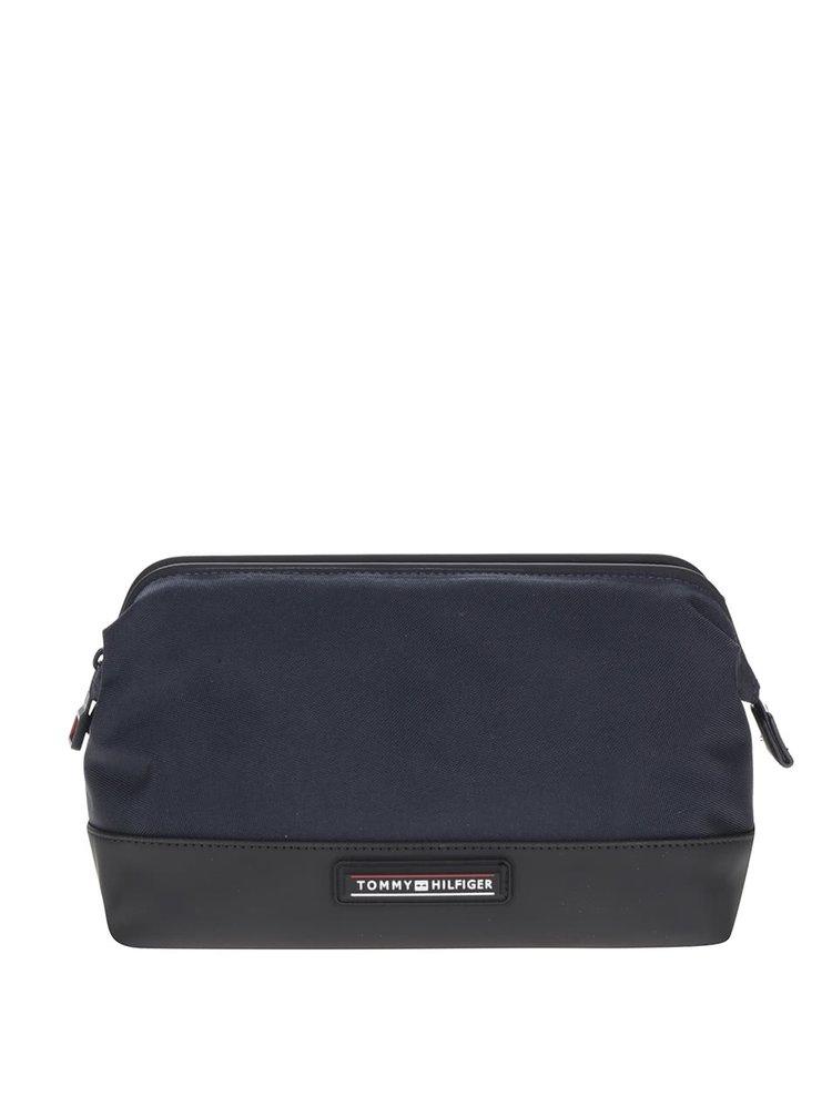 ... Modro-čierna pánska kozmetická taška Tommy Hilfiger 27578a8f27e