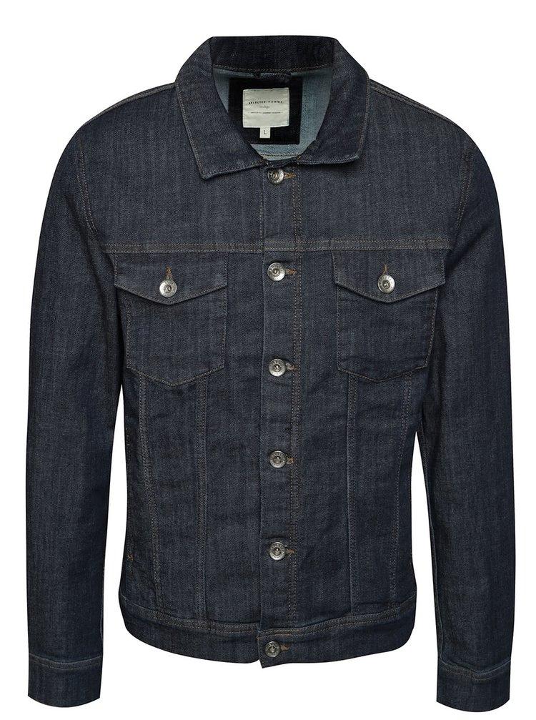 Tmavě modrá džínová bunda Selected Homme Billy