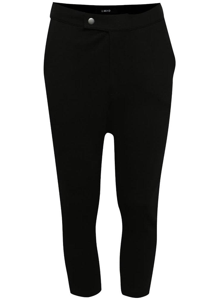 Černé klučičí kalhoty LIMITED by name it Olger