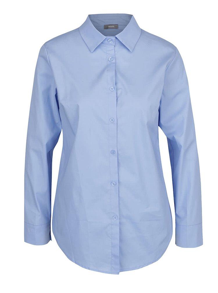 Modrá dlouhá košile ZOOT